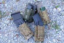 Firearms - Kit - competition, Tactical, Hunting / Kit - competition, Tactical, Hunting / by James Morgan