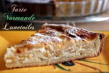 recettes aux pommes / by Amourdecuisine Chez Soulef