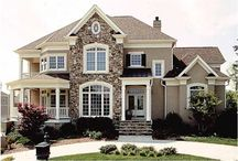 My dream house / by Leah Wardlaw