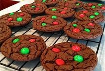 Christmas cookies / by Katie Michaud-Tang