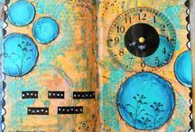 Art journals / by Shelly Brown