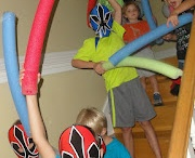 Kids - Dylan's 5th party / by Katherine Mathe