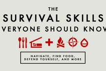 Survival Skills / by Laurise Hunt