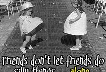 Friends / by Lauren Widrick