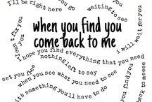 David Cook Lyrics & Videos / by Lisa
