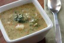 Soups - So good. / by Brenda Glamuzina Salazar