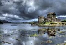 Visit - British Isles / by Katherine
