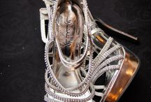 Shoes  / Shoes from Brides or other from Weddings, Sweet Sixteens, and Bat Mitzvahs we have covered / by Scott Roth Events