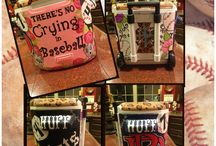 Painted Cooler / by Dianah Pfeifle