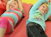 Get Up & Move Activities for PreK / by Boone County Public Library