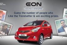 EON - Like the Trendsetter / by HyundaiIndia