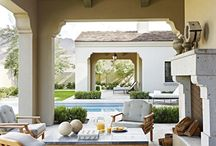 Outdoor Spaces / by Kelley Frost