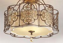 Lighting / by Deborah Mansell Designs