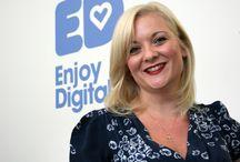 Ed News / by Enjoy Digital