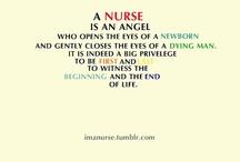 Nursing Life  / by Robyn Gerencser
