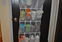 Cloth Diapers / by Brandi Schekk-Johnstone