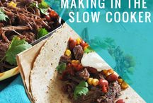 FOOD : Slow Cooker Recipes / The best slow cooker recipes out there / by Hello Natural