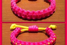 Paracord  / by Heidi Topete