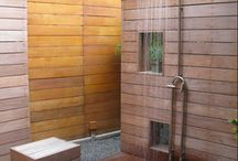Outdoor Showers / by whistlerkristen