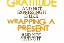 gratitude / by Susan Matz Larsen