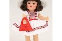 Ginny Doll / by Ruth Davis Wallace