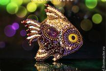 B-did fish / by I'm Loving Beads Nancy Gound