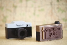 Camera Rubber Stamp / by ThePlaidBarn