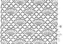crochet Pattern _ باترونات كروشيه   / pattern crochet  variety / by Nariman Aburish