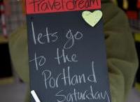 Portland or Bust....... / by Melissa Sattler