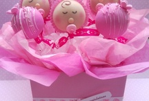 Cake Pops/Balls Decorating Ideas / by Kristy O'Brien