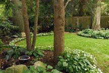 Landscaping ideas / by Denise Mancini
