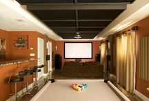 Basement ideas / by Diana Terry