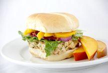 Sandwiches / by Tiffany Buss
