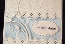 Cards-bridal shower / by Karen Lutz Gleaves