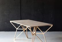 Furniture / by Catherine Noz´Chev´