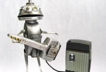 OMG Robots! / by Asia Bizub @ Five Field Avenue