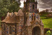 Churches / by Karen 'Axe' Thomas