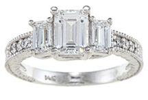 Wedding rings / by Nancy May
