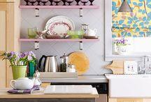 Kitchen Ideas / by Pam Hasenohr