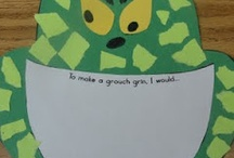 Dr. Seuss Ideas / by Nancy Johnston