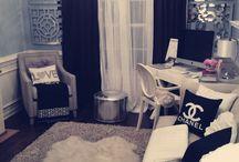 Closet/dressing room DIY / by Kelly Best