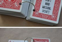 Crafts ideas / To offer / by Pétrouchka