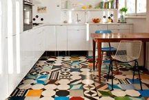 Interior design / by Janis Werschkul