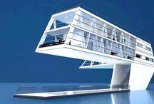 Architecture / by Eliza Consiglio