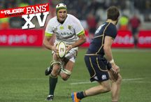 FANS' XV / by SA Rugby Magazine