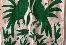 Textile & Motifs / by Garlic Print
