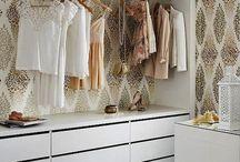 Closet Design / Closet design ideas / by Elisa Smith