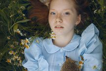 A Story To Be Told... The Story Of Nature Girl / by Patryce Abbott
