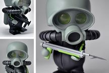 Toy Figurings  / by Mark Wood