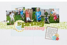 SPRING TRAINING / by Sylvia Summers